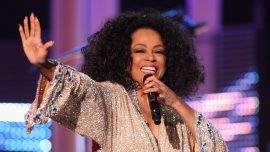 Singer Diana Ross Pleads for Attacks on Michael Jackson to Stop