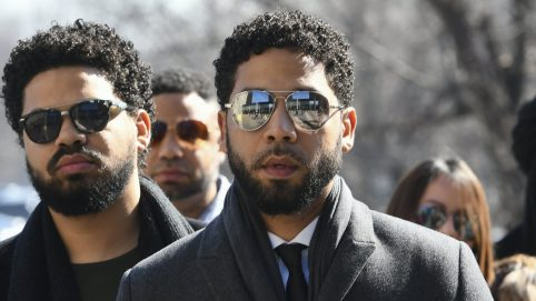 Brother: Jussie Smollett Falsely Accused of Staging Alleged Hate Attack