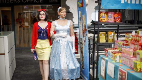 Disney Princess in Costume Sought for $52K Nanny Job