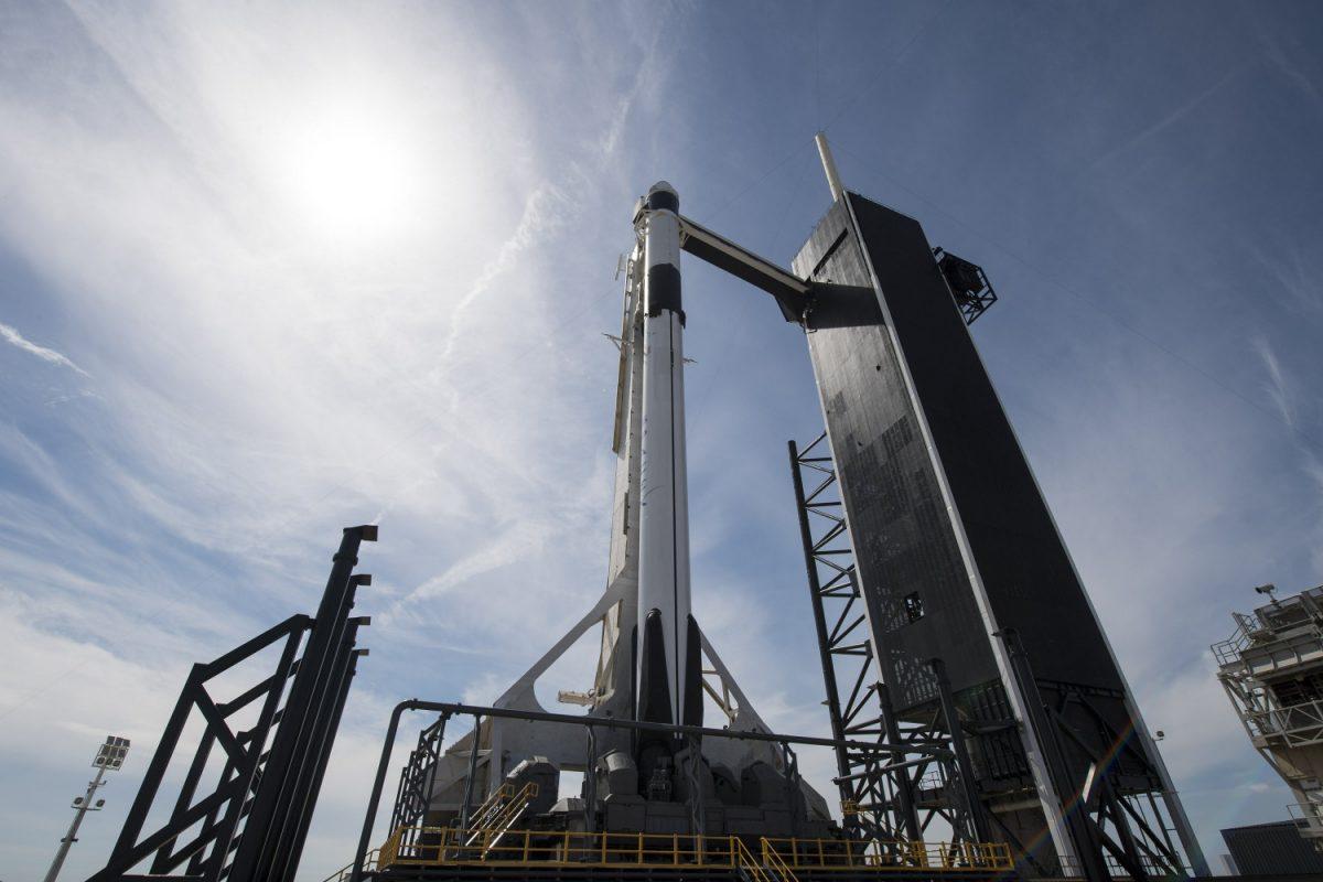 SpaceX dragon capsule 7