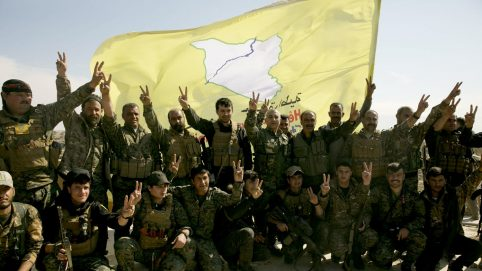 US-backed Syrian Force Declares Victory Over ISIS