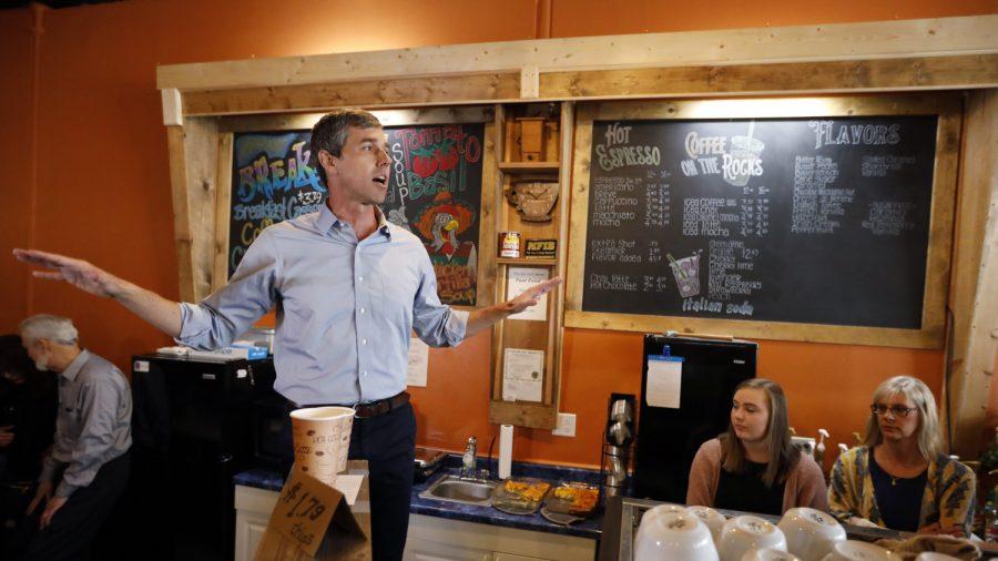Beto O'Rourke Apologizes for Bizarre Teen Writings, Rhetoric Toward Wife