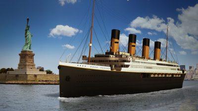 Titanic's Final Resting Spot Revealed on Google Maps