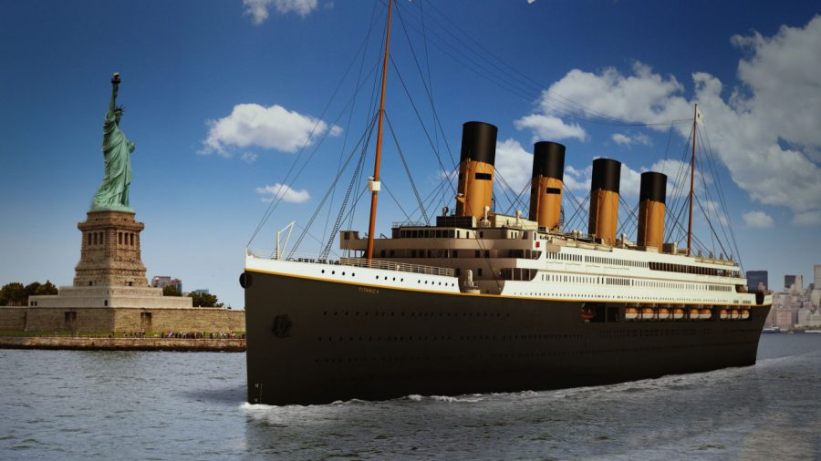 Titanic's Final Resting Spot Revealed on Google Maps