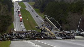 At Least 23 Dead as Tornadoes, Severe Storms Ravage South