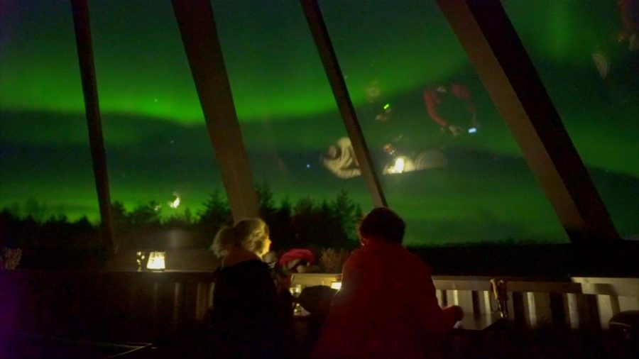 Northern lights sighting possible in Michiana on Saturday