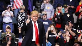 34 Percent of People at Trump's Michigan Rally Were Democrats: Campaign Manager