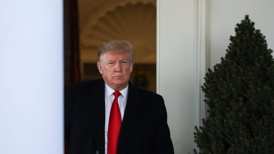 Trump Flips Federal Appeals Court to Republican Majority With Matey Confirmation