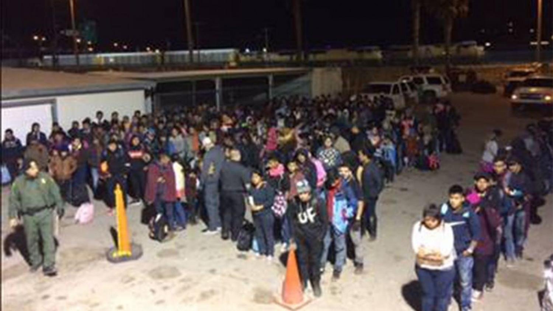 illegal aliens in El Paso
