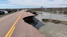 Flooding in Central US Could Last Until Spring, Warn Forecasters