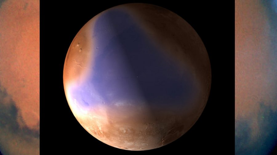 Scientists See Evidence of Underground Lakes System on Mars