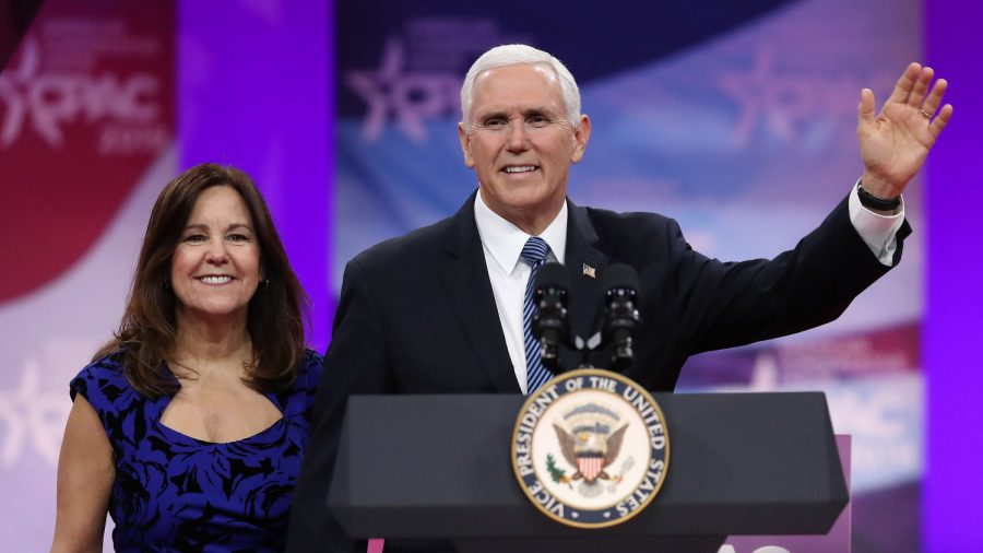 Pence Says Choice for 2020 Is Between 'Freedom and Socialism'