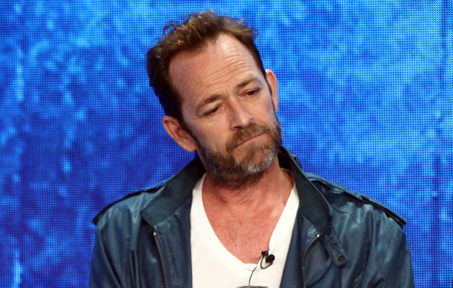 Luke Perry's son cancels appearance