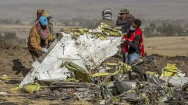 Ethiopia Says Crashed Jet's Black Boxes Show Similarities to Lion Air Disaster