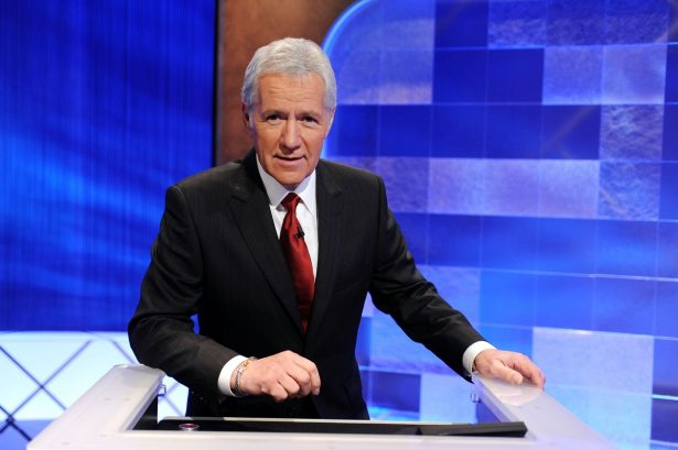 Alex Trebek Grateful