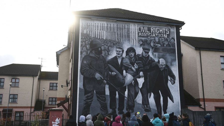 'Bloody Sunday' Soldier Faces Murder Charges