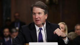 Justice Brett Kavanaugh Helps Block Texas Death Row Inmate's Execution
