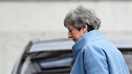 Brexit Chaos as Speaker Rules British PM Must Change Her Plan to Get Another Vote