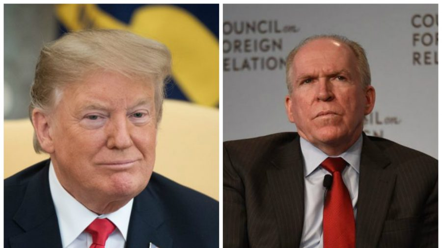 John Brennan Should Apologize for 'Treason' Comments About Trump — CNN's Amanda Carpenter