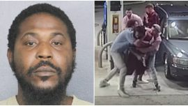 Cousins on Spring Break Turn Tables on Armed Robber at Florida Gas Station