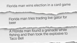 Googling 'Florida Man' Is the Latest Internet Trend