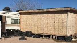 Dozens of Illegal Immigrants Found Living Inside Tiny Shed in New Mexico