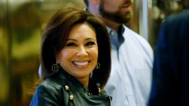 Report: Judge Jeanine Pirro Returns to Fox News on March 30