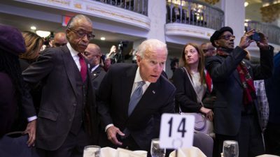 Biden Tells Supporters He Plans to Run for President