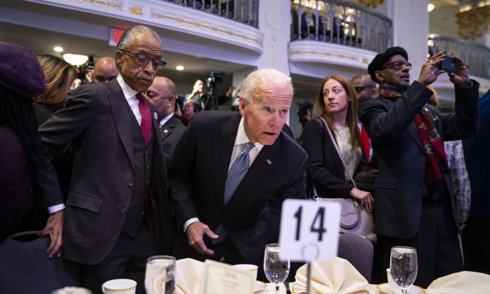 Biden Tells Supporters He's Running For President