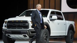 Ford Issues Recall for 327,000 F-150 Trucks Over Potential Fire Issue
