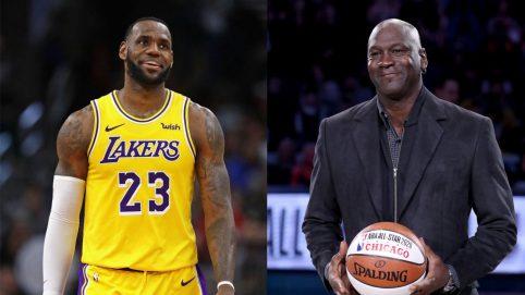 LeBron James or Michael Jordan? Latest Poll Settles 'Greatest of All Time' Debate