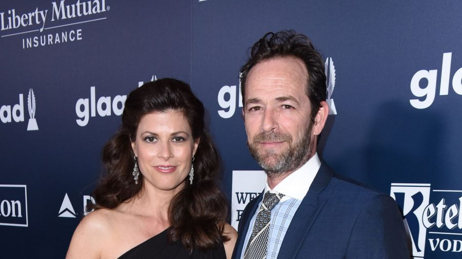 Luke Perry's Fiancée Wendy Madison Bauer Issues First Statement Following Actor's Death
