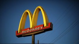 Man Arrested After Video Showed Him Throwing Hot Coffee at McDonald's Worker