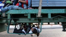 Over 25 Central American Migrants Die in Truck Accident