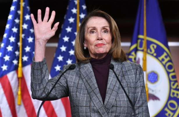 Nancy Pelosi Claims Democrats Have Always Acknowledged the Border Crisis