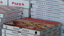 Pizza Delivery Woman Was Overcome With Emotion When Church Pastor Gave Her a Big Surprise