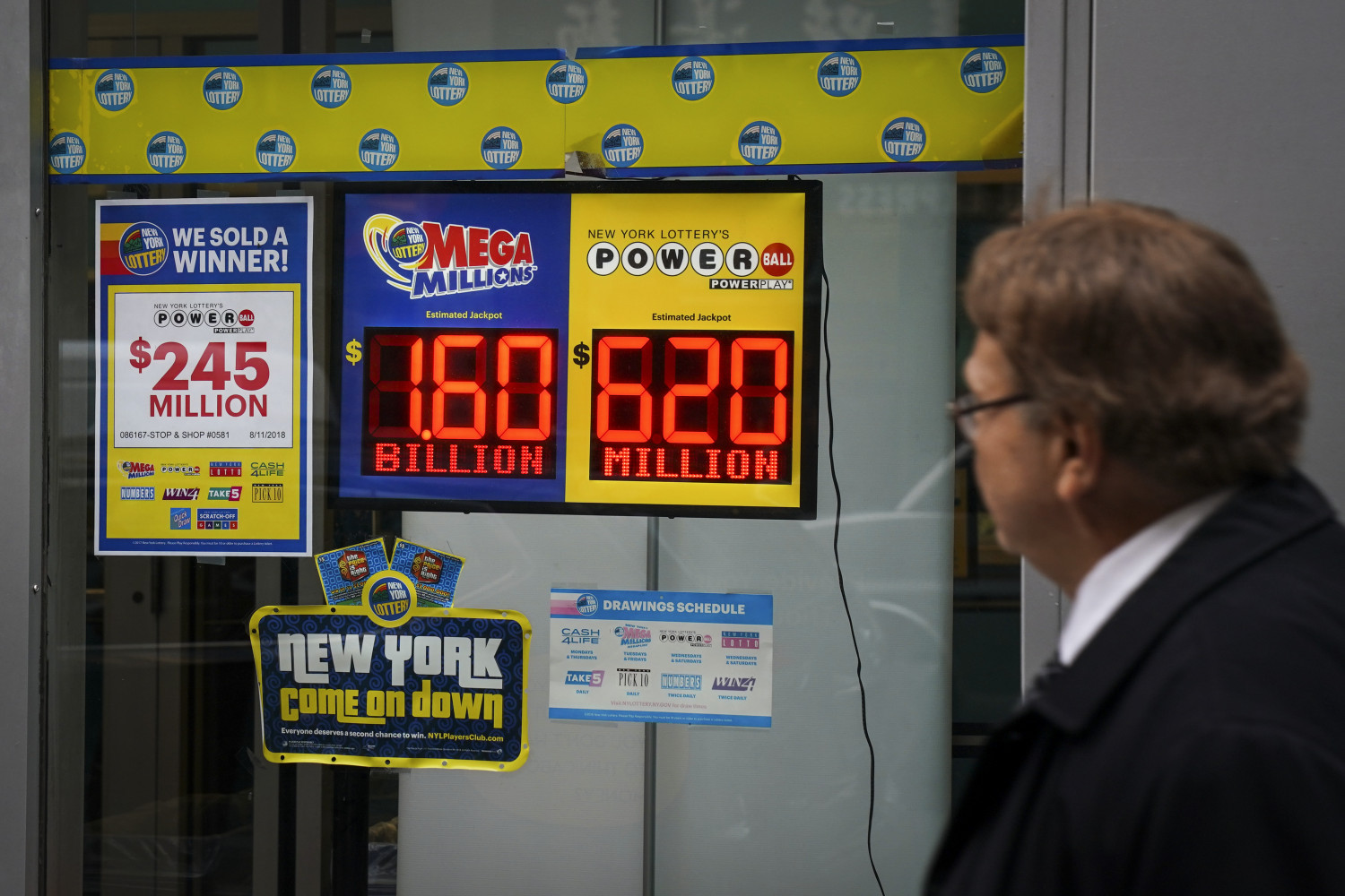 Beware of the Tax Man if You Ever Win the Lottery, Says