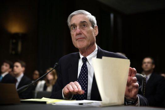 Federal Bureau of Investigation (FBI) Director Robert Mueller