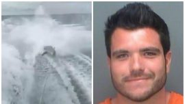 Sentence Announced for Florida Man Who Pleaded Guilty to Dragging Shark by Fin