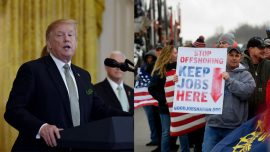 President Trump Has Strong Message for GM After Ohio Plant Closure