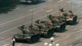 'Tank Man' Video for Leica Sparks Outcry in China Ahead of Tiananmen Anniversary
