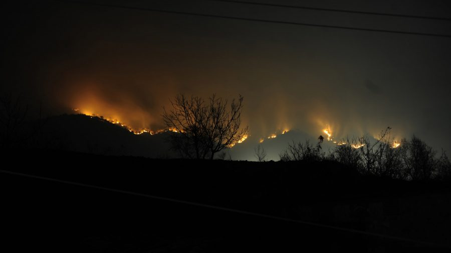 At Least 30 Killed Fighting Mountain Forest Fire in China