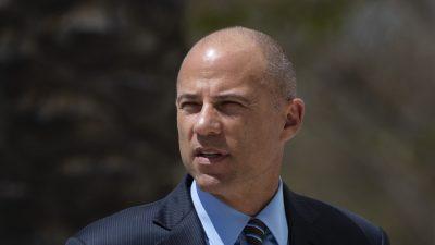 Michael Avenatti Endorses Joe Biden for President