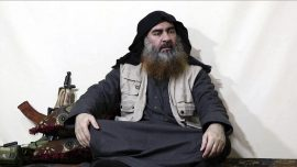 ISIS Defector Who Allegedly Helped US in al-Baghdadi Raid May Receive Bounty Money