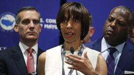 Baltimore Mayor Catherine Pugh's Whereabouts Unknown