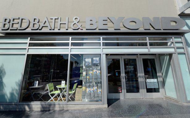 Bed Bath & Beyond store in Los Angeles, Calif.