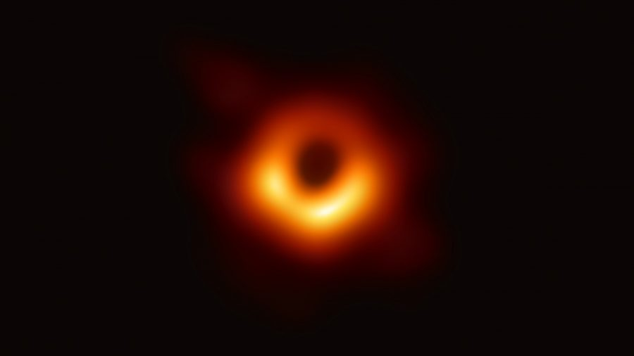 Astronomers Release First Ever Photograph of Black Hole