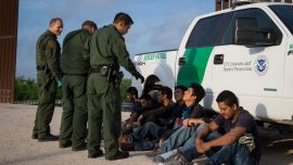 Kyrsten Sinema, Eight Other Senators Sign Letter to Speed up Removal of Certain Migrants