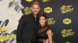 Country Star Brett Young Expecting First Child with Wife Taylor: 'We Are So Blessed'