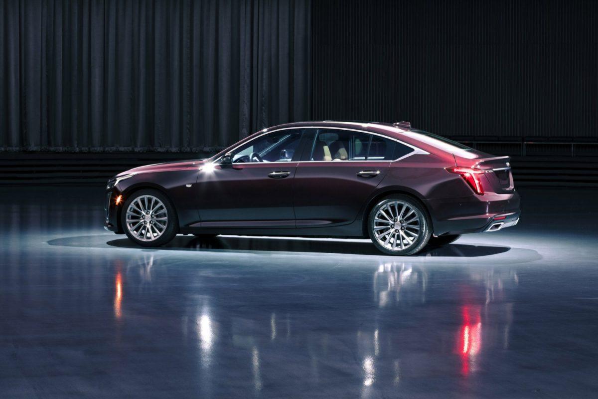 Cadillac 2020 CT5 sedan